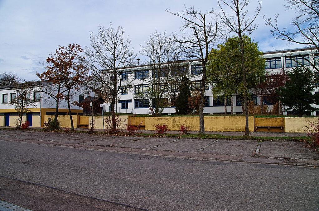 Schule Südseite
